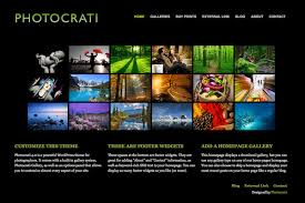 Photography Website Templates Custom 28 MindBlowing Photography Website Templates