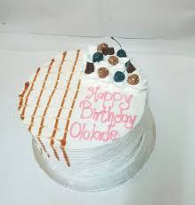 Toros Cakes Lagos Baker On Twitter Birthdaycake Cake Flavour