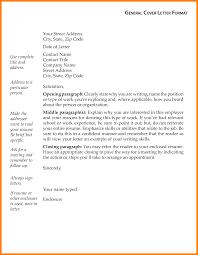 Cv Cover Letter General Lofty Ideas General Resume Cover Letter 14