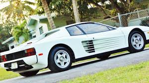 This would ostensibly make people forget about the daytona. Ferrari Testarossa From Miami Vice Found On Ebay