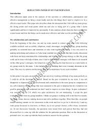 essay on social networking college essay paper apa cover letter  reflective essay essay sample from assignmentsupport com essay writin