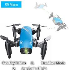 Gratis Ongkir HW <b>S9</b> Micro <b>RC</b> Quadcopter Rtf2.4ghz <b>4CH</b> 6-Axis ...
