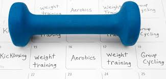 A Yearly Workout Plan