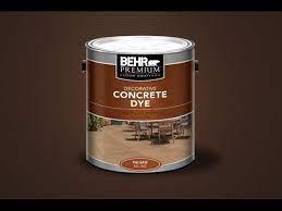 concrete dye 2016 you
