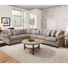 fabric sectional sofas. Kerrington 2-piece Fabric Sectional - Gray Sofas A