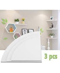 nikou corner shelf 3pcs floating corner