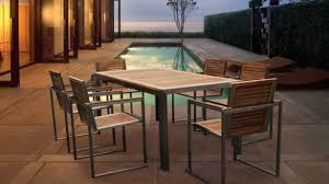 Modern Outdoor Dining Chairs Attractive Chair With Arms Outside
