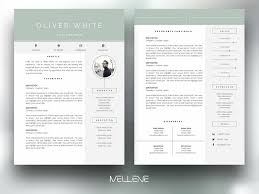 Word Template Cv Cv Resume Template For Ms Word By Resume Templates Dribbble