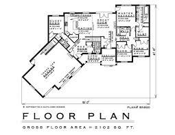 4 bedroom bungalow house plan bn900