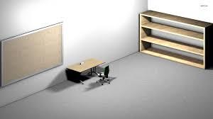 office desk shelf. Empty Office 777078 Desk Shelf