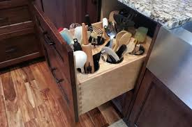Kitchen Cabinet Drawers Organizer