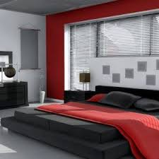 Black White And Red Decorating Ideas For Bedrooms