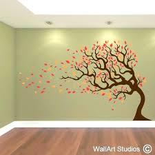 metal family tree wall decor ideas art designs autumn season