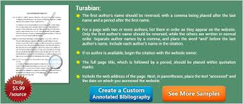Turabian Style Citation Generator Essay Example 2868 Words