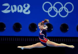 Image Poses Shawn Johnson Of The United States Competes During Womens Balance Beam Final Of Beijing 2008 Olympic Games At National Indoor Stadium In Beijing China Sina English Shawn Johnson Wins Beam Title At Olympic Gymnastics Tourney Sports
