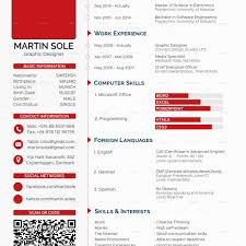 One Page Resume Template Essay About Trust Friends Cv Template Computer Science Graduate One 18