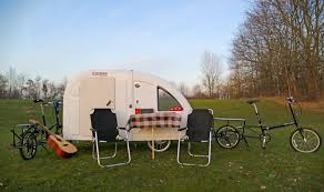 Bike Campers Bicycle Towable Wide Path Campers Available For Order Vogel