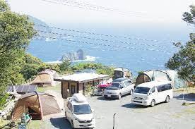 夕日 丘 キャンプ 場