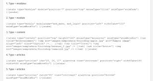 type of tab ja tab plugin joomla extension documentation joomla templates