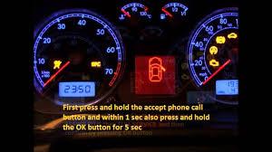 How To Reset Gmc Terrain Oil Light Chevrolet Gmc Trucks Terrain 2011 2015 How To Reset