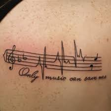 For example, like musical instruments, figures of your favorite artists, musical notes for your favorite song etc. 125 Most Beautiful Music Tattoo Designs For Everyone In 2020 Besttattooguide Com