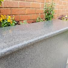 wall copings 1000x350x30mm mid grey
