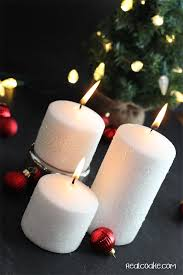 Small Picture How to Make a Glitter Candle DIY Home Decor