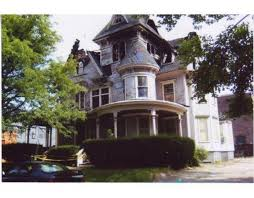 Crumbling Mansions for Under $100 000