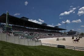 Kentucky Horse Park Seating Chart Kentucky Horse Park Rolex Stadium Eop Architects