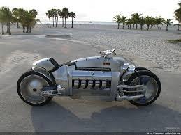 World's Fastest Motorcycle Prototype: Dodge Tomahawk   I Like To ...