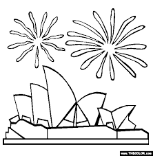 Small Picture Australia Day Online Coloring Pages Page 1