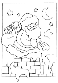 Tous Les Coloriages De Noel A Imprimer L L L L