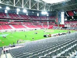 University Of Phoenix Stadium Glendale Az Seating Chart Phoenix Stadium Seating Artscans Co