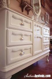 diy modern vintage furniture makeover. vintage 1970u0027s dresser becomes modern buffet a revival top 60 furniture makeover diy projects diy