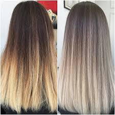 épinglé Par Blanka Wenzlova Sur Ombre Hair Barevné Vlasy Dlouhé