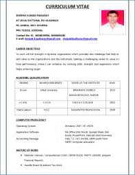 How To Make A Resume Without Microsoft Word Ceciliaekici Com