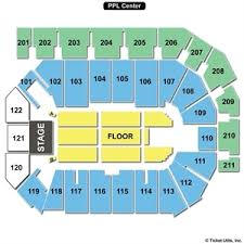 Ppl Seating Chart Bon Jovi Elcho Table