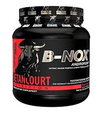 betancourt nutrition b nox androrush promotes a better pre workout by supporting