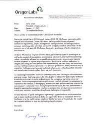 Letter Of Recommendation Mechanical Engineering Patents Certifications And Letters Of Recommendation Christopher