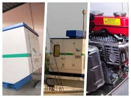 Generator Kva Chart Pricing Of Generators Generator Prices In India And Their