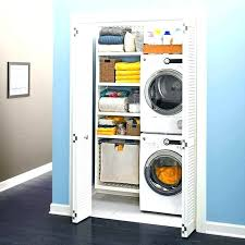 washer wall box washer dryer box how to install washer and dryer stack the appliances