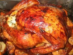 salvadoran roast turkey with sauce