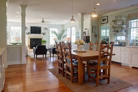 image of rug size for dining table