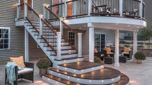 wood deck cost. Deck Cost Home Design Awesome Calculator Estimate Prices For Composite Wood Of .