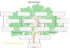 free family tree template word family tree template word unique printable family tree chart with