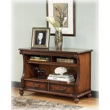 t489 4 ashley furniture shelton dark brown living room sofa table