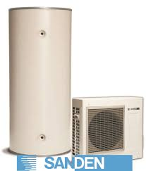 Heater Pump Sanden Small Planet Supply