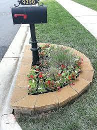 mailbox landscaping with culvert. Fine Culvert Landscaping  Intended Mailbox Landscaping With Culvert
