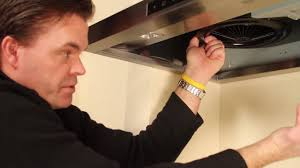 Cleaning Range Hood How To Clean Range Hood Baffle Filters And Fans Youtube