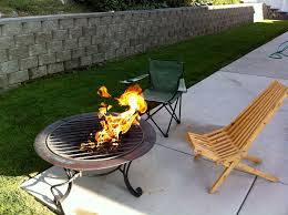 picture of propane fire pit